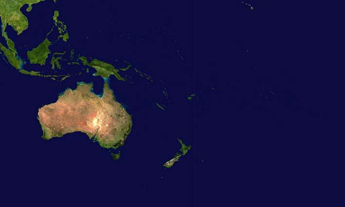 15 Coisas que você tem a obrigação de saber sobre a Oceania