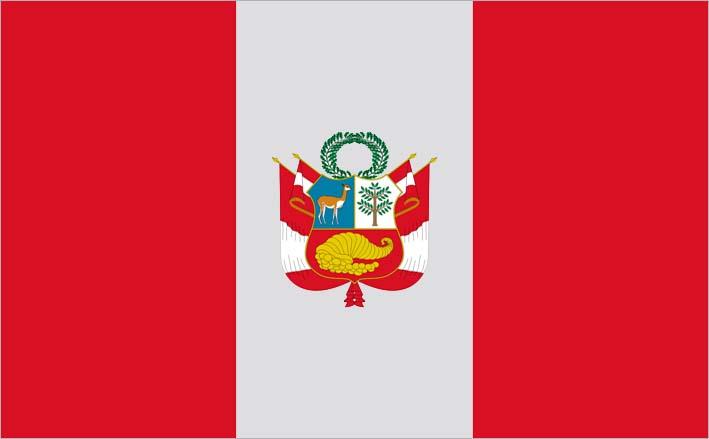 Bandeira-Peru