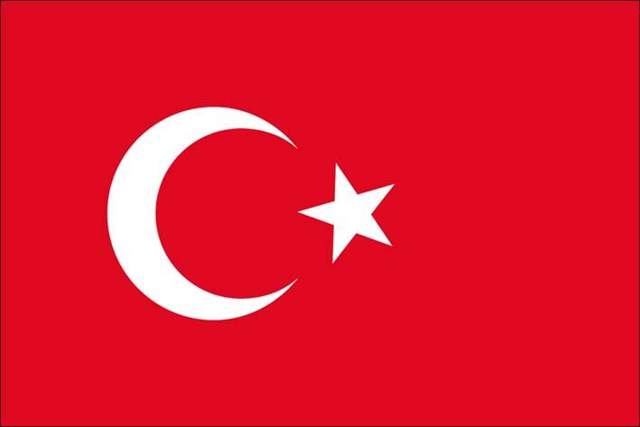 Bandeira-Turquia