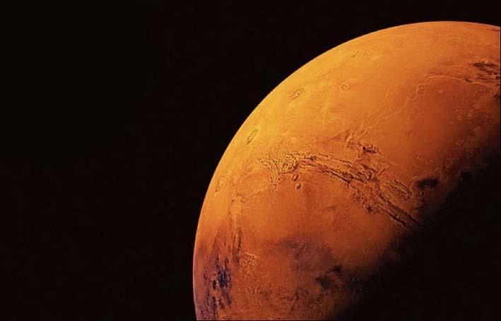 18 Pequenas, rápidas e interessantes curiosidades sobre Marte