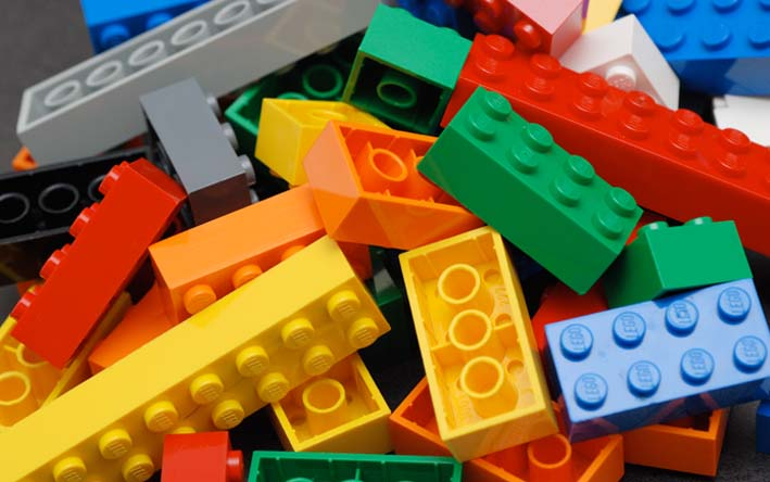 21 Curiosidades incríveis sobre a Lego