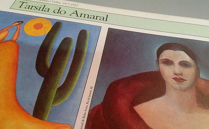 Veja 15 fatos curiosos a respeito da pintora Tarsila do Amaral