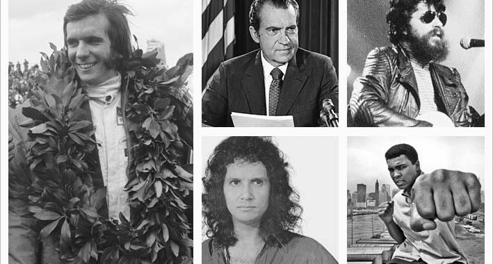 Um retrospecto do ano de 1974 em 16 tópicos