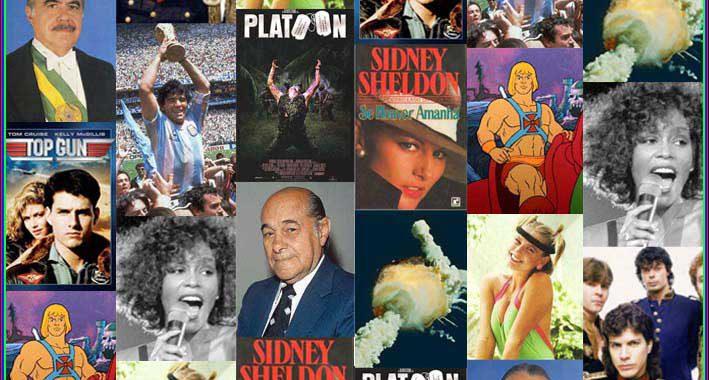 Confira os fatos e as pessoas que marcaram o ano de 1986