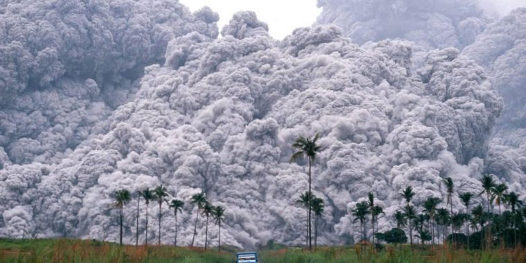 Pode uma montanha explodir? Conheça 4 exemplos
