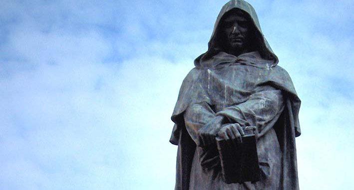 15 Curiosidades relevantes sobre a vida e as ideias de Giordano Bruno