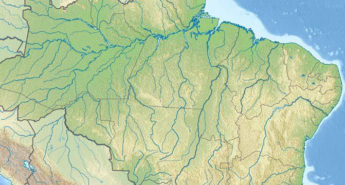 25 Números, dados e curiosidades sobre a geografia do Brasil