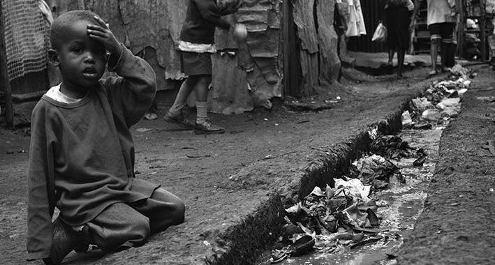 18 Fatos e números impressionantes sobre a pobreza no mundo