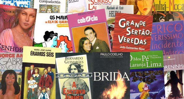 60 Obras da literatura brasileira que foram adaptadas para a televisão