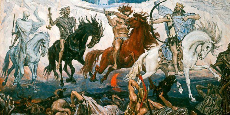 quatro-cavaleiros-do-Apocalipse